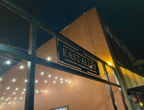 Art on Main – East Alley Unveiling